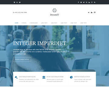 dreamit_free_website_template