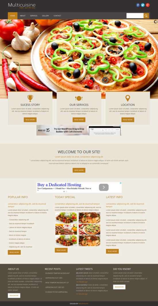cuisine_hotel_mobile_website_template