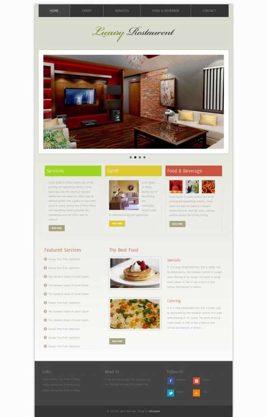 new_luxury_restaurant_and_mobile_website_template_for_hotels
