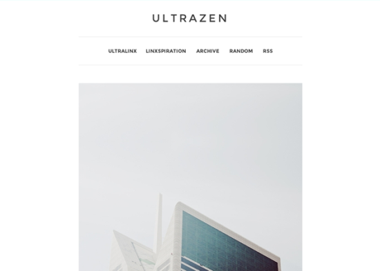 ultrazen_clean_tumblr_theme