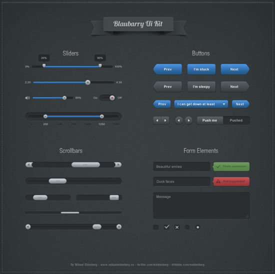 blaubarry_dark_blue_ui_kit_psd