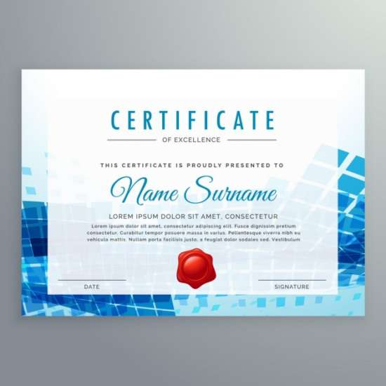 blue_certificate_with_geometric_shapes