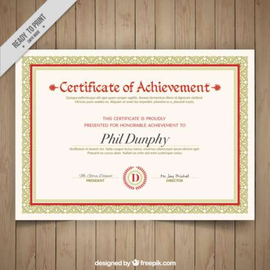elegant_certificate_of_achievement_with_ornaments