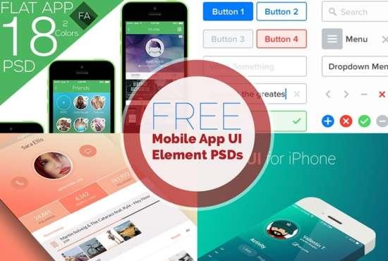 18_mobile_app_ui_kits_psd