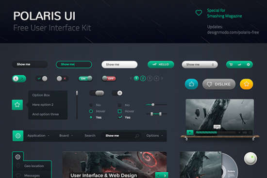 polaris_ui_kit_psd