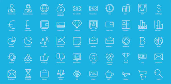 60_business_icons_psd