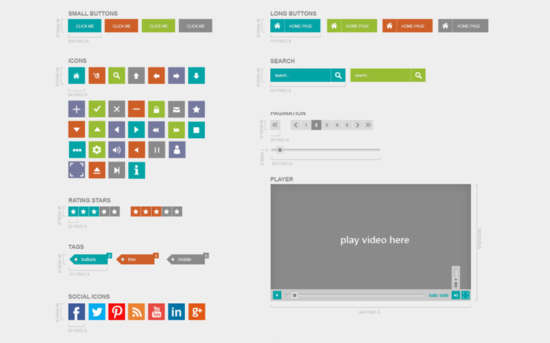 clean_web_ui_kit_psd