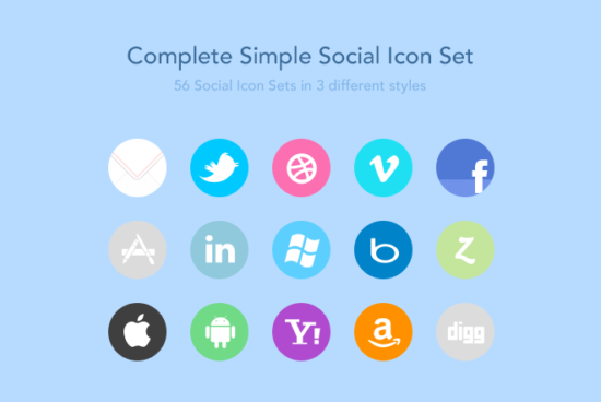 complete_simple_social_icon_set_psd