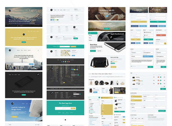edge_web_ui_kit_psd