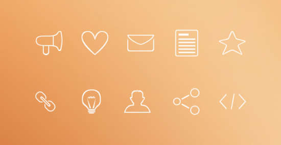 minimal_outline_icons_psd