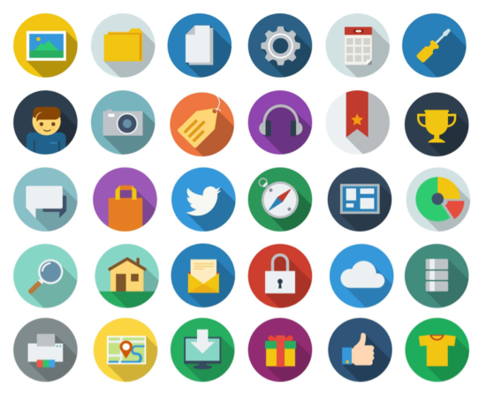 modern_long_shadow_icons_psd