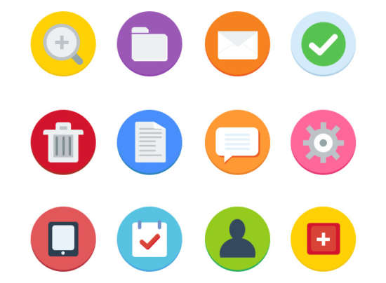 flat_round_icons_psd