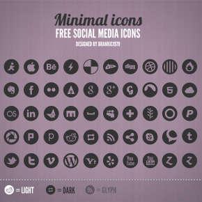 round_social_media_icons_psd