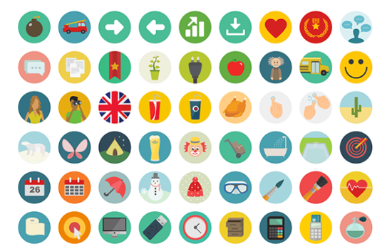 roundicons_colorful_round_icon_set_psd