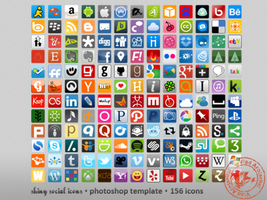 shiny_social_icons_psd