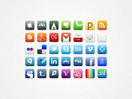 social_media_icons_psd