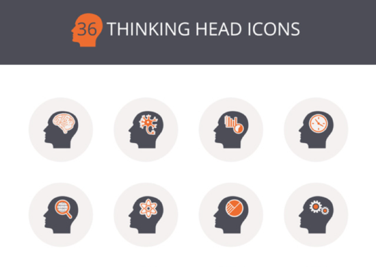 thinking_head_icons_psd
