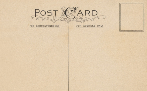 Free Vintage Image Post Card