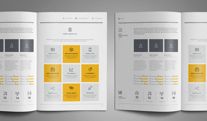 5 creative proposal templates for your projects