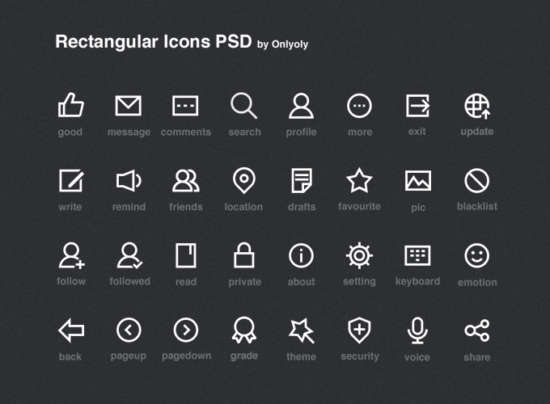 rectangular_icons_psd