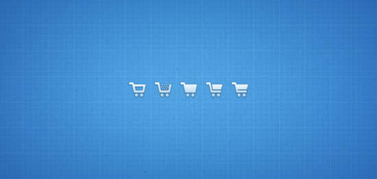 shopping_cart_mini_icons_psd