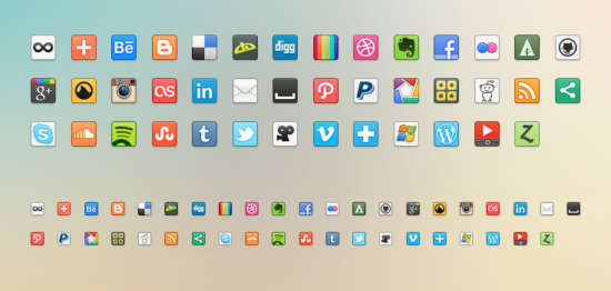 41_colorful_square_social_icons_psd
