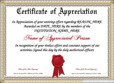 appreciation_certificate_template