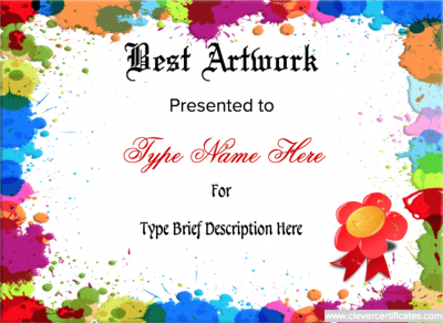 100+ Huge Collection of Free Certificate Templates - Page ...