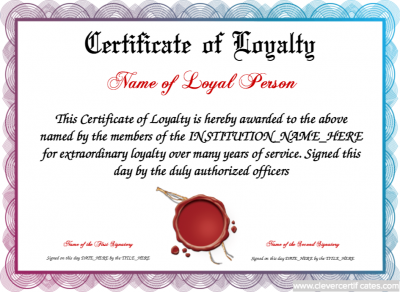 loyalty_certificate_template