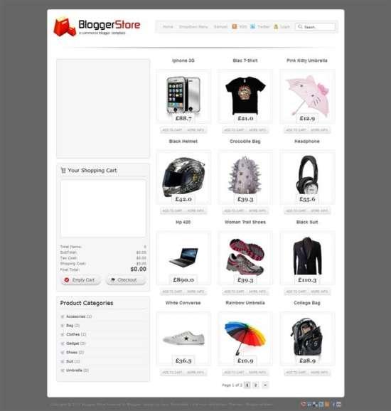 blogger_store_screenshot