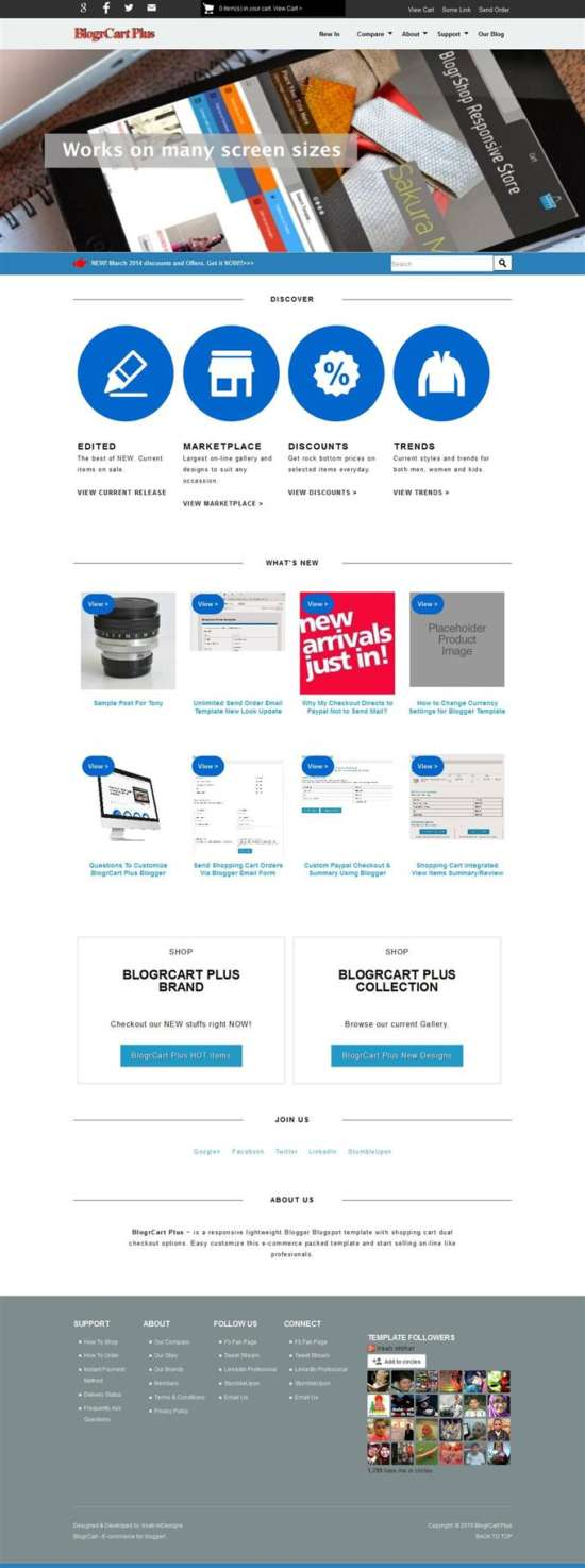 blogr_cart_plus_e_commerce_theme_screenshot