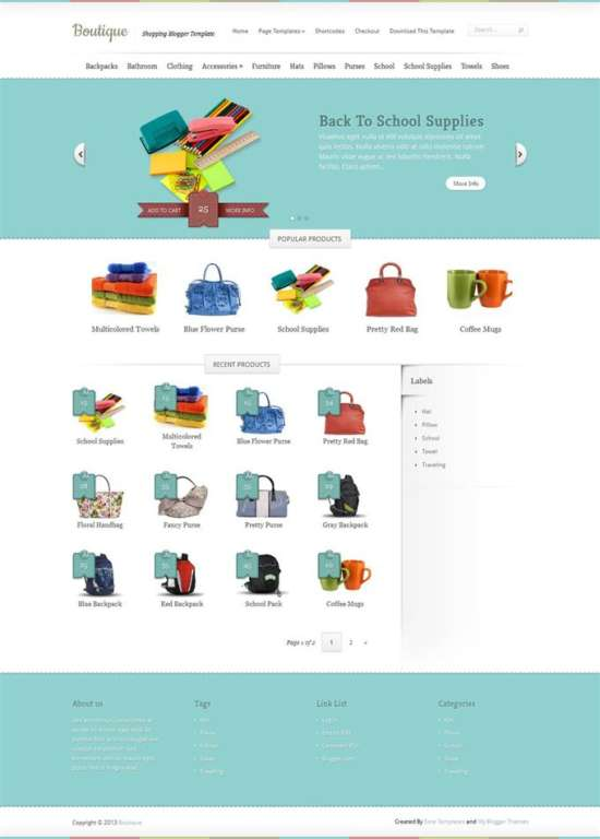 boutique_ecommerce_blogger_template_screenshot