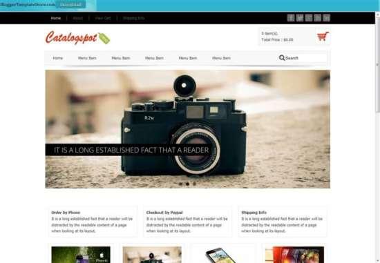 catalogspot_revo_screenshot