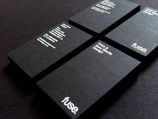 fuse_minimalistic_business_card_screenshot