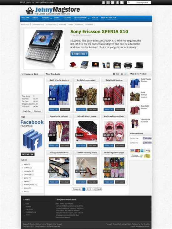 johny_magstore_responsive_e_shopping_blogger_template_screenshot