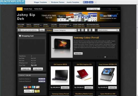 johny_sip_deh_ecommerce_template_screenshot
