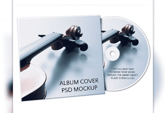 20 Free DVD Album Cover Mockups Templates XDesigns – Psd Album Cover Template