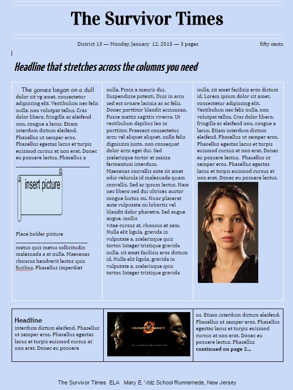18 print ready newspaper templates docx psd ai xdesigns newspaper template pcs pronofoot35fo Choice Image