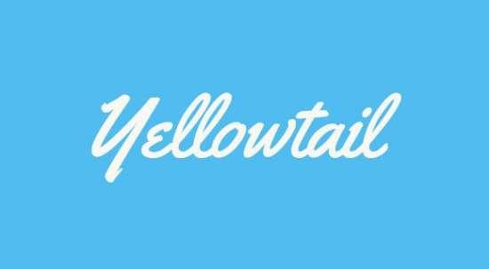 yellowtail_font