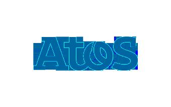 Atos logo design