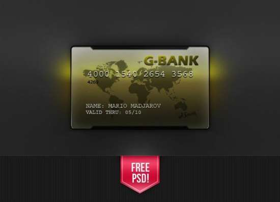 credit_card_psd_screenshot