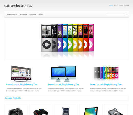 electronics_ecommerce_shopping_mobile_template