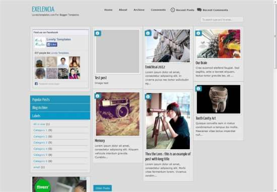 exelencia_blogger_template_screenshot
