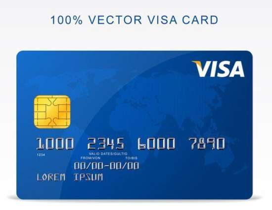 free_vector_visa_credit_card_screenshot