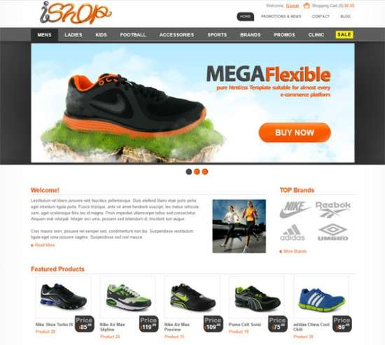 ecommerce_website_css_template_for_sporting_goods