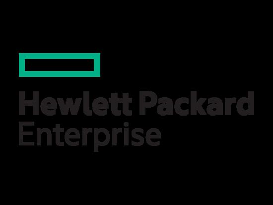 Hewlett Packard Enterprise logo design
