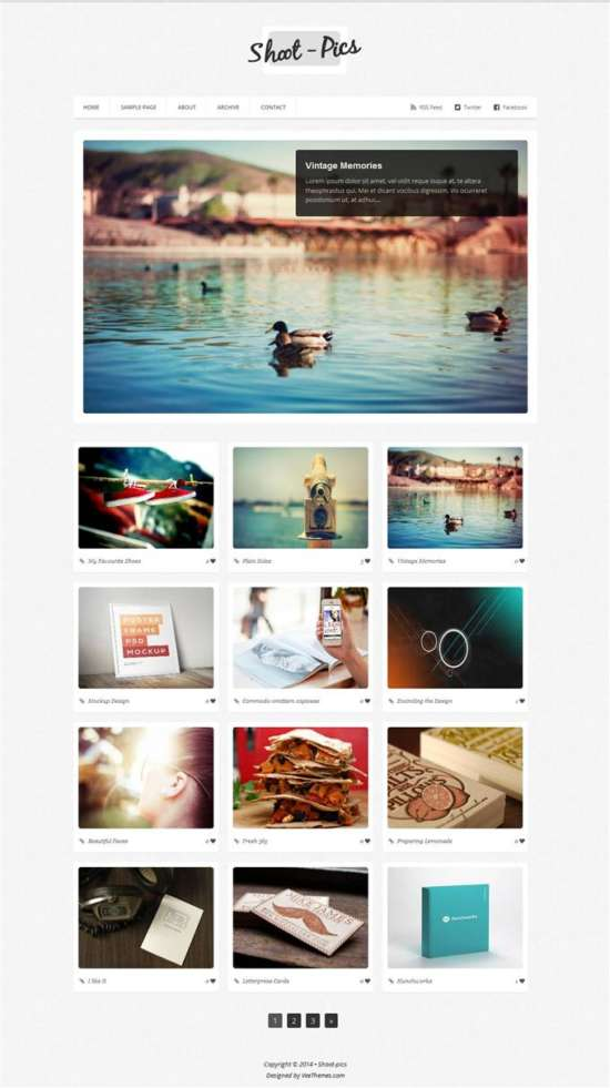 photography_shoot_pics_blogger_template_screenshot