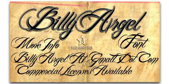 billy_argel_font