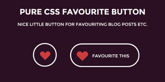 favourite_outlined_flat_css_button