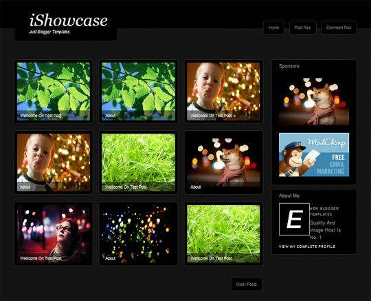 ishowcase_blogger_template_screenshot